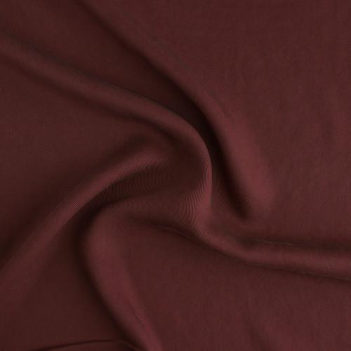 Tencel Twill II - Bordeaux   Blackbird Fabrics