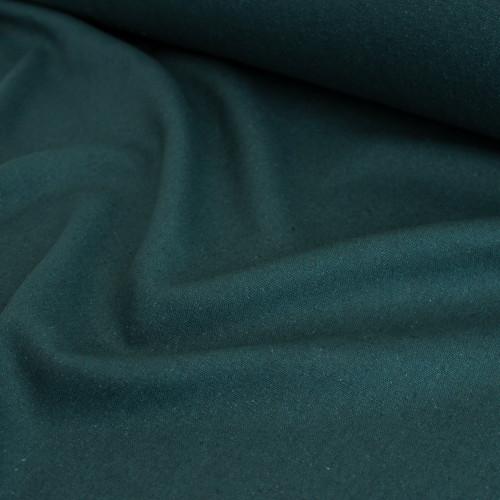 Raw Silk Noil - Canard | Blackbird Fabrics
