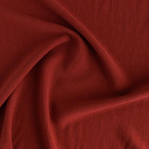 Viscose Linen Noil - Rooibos | Blackbird Fabrics