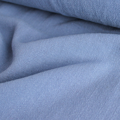 Viscose Linen Noil - Cloud | Blackbird Fabrics