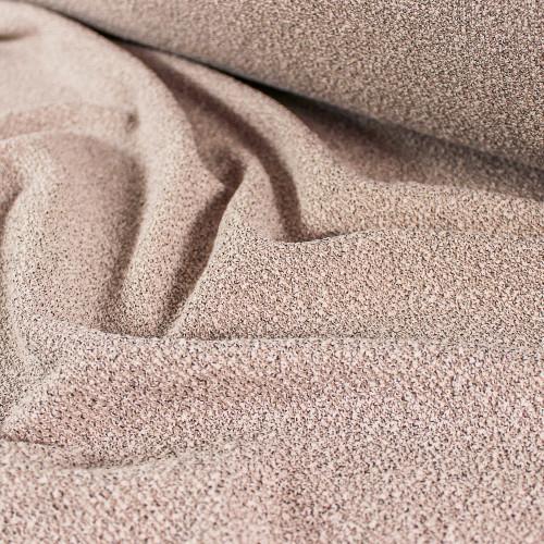 Bouclé Sweater Knit - Sand   Blackbird Fabrics