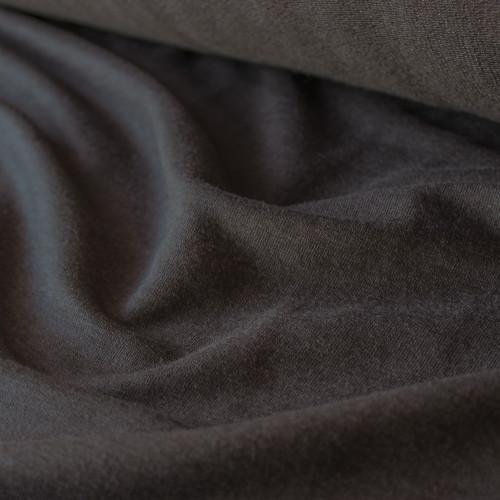 Tencel & Organic Cotton French Terry - Ash Grey | Blackbird Fabrics
