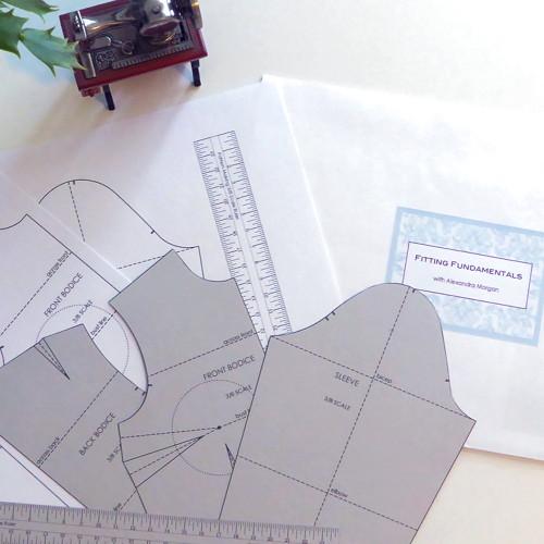 Fitting Fundamentals with Alexandra Morgan | Blackbird Fabrics