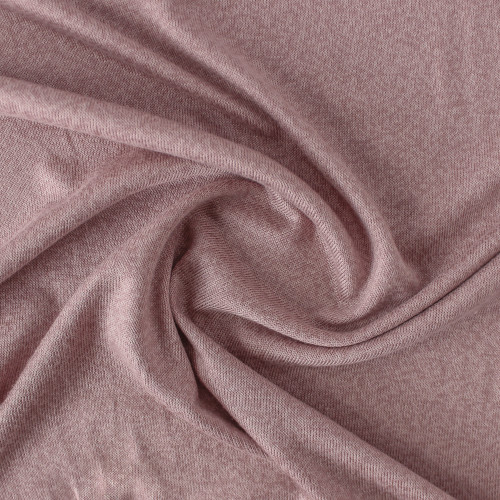 Tencel, Cotton, & Modal Sweater Knit - Mellow Mauve | Blackbird Fabrics