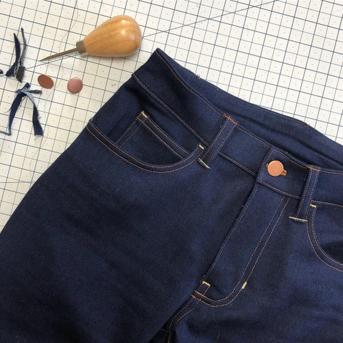 Jeans Making Intensive with Lauren Taylor - April 12-14 | Blackbird Fabrics