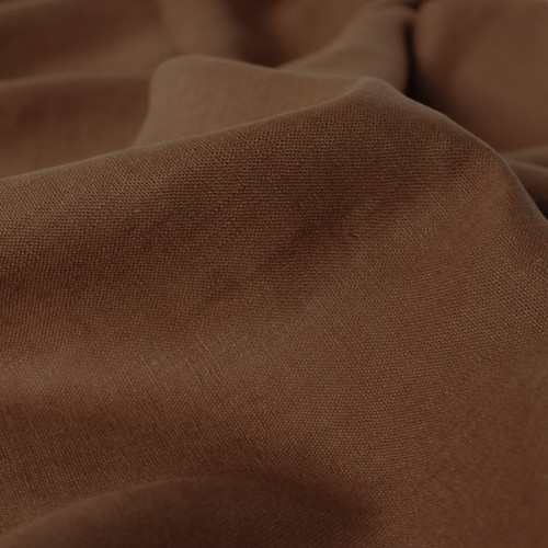 Mid-Weight Linen - Tobacco | Blackbird Fabrics