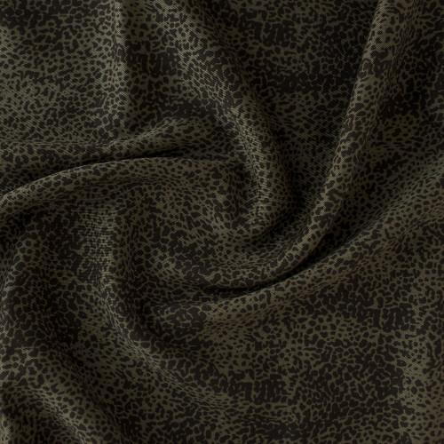 Printed Tencel Twill II - Moss | Blackbird Fabrics