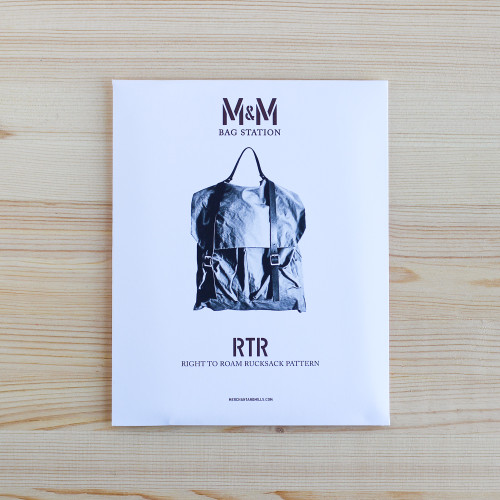 Right to Roam Rucksack by Merchant & Mills