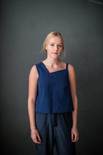 Gyo Dress by Merchant & Mills | Blackbird Fabrics