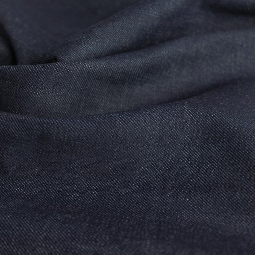 11oz Non-Stretch Slub Denim - Dark Indigo | Blackbird Fabrics