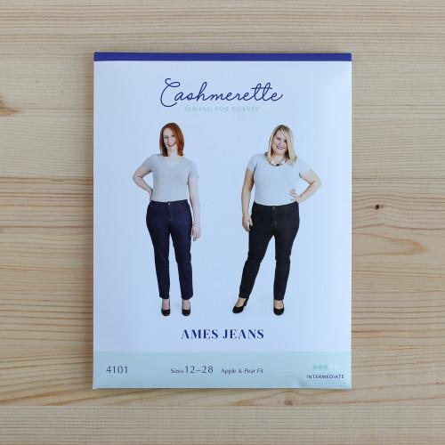 Ames Jeans | Blackbird Fabrics