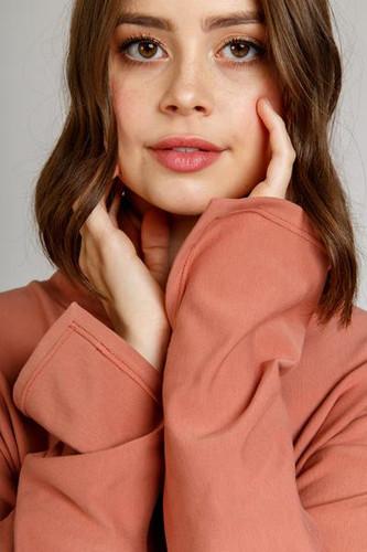 Jarrah Sweater by Megan Nielsen | Blackbird Fabrics