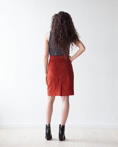 Salida Skirt by True Bias | Blackbird Fabrics