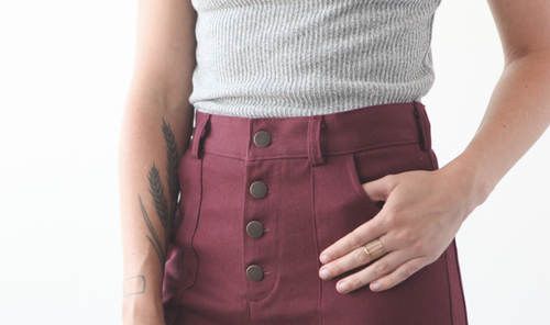 Lander Pants Intensive with Kelli Ward - June 7-9 | Blackbird Fabrics