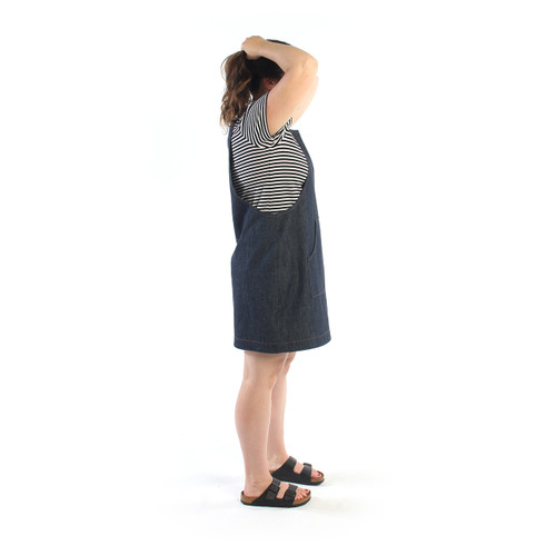 Sew Your Own York Pinafore - May 18 | Blackbird Fabrics