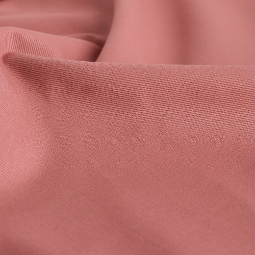 9oz Brushed Bull Denim - Wild Rose | Blackbird Fabrics