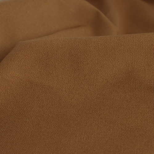 10oz Cotton Duck Canvas - Teak | Blackbird Fabrics