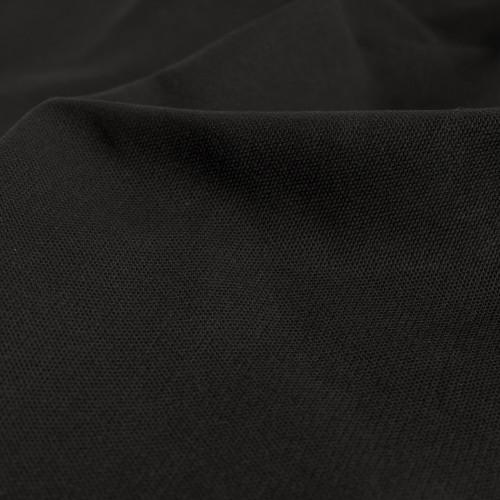 10oz Cotton Duck Canvas - Black | Blackbird Fabrics