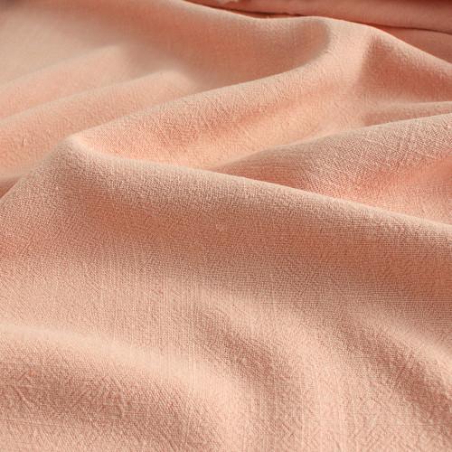 Viscose Linen Noil - Cherry Blossom