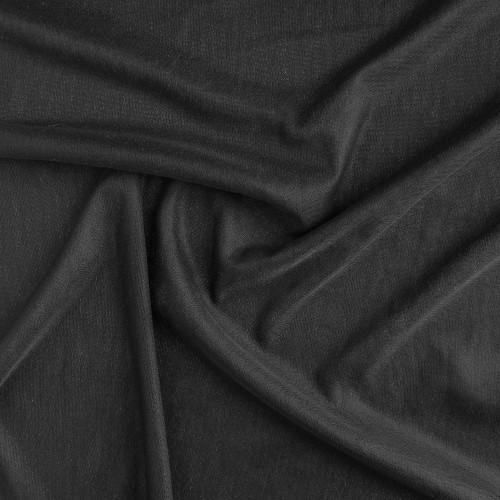 Tricot Fusible Interfacing - Black - 1/2 meter
