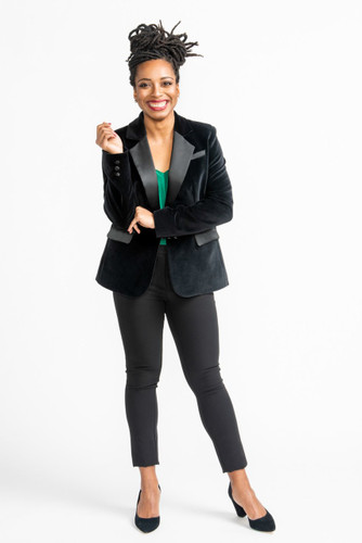 Jasika Blazer by Closet Case Patterns | Blackbird Fabrics