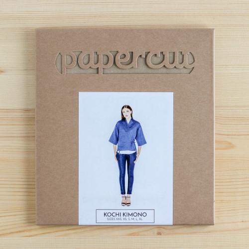 Kochi Jacket by Papercut Patterns | Blackbird Fabrics