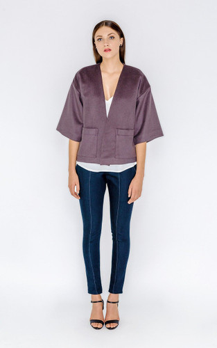 Kochi Jacket by Papercut Patterns | Blackbird Fabrics
