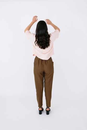 Palisade Pants by Papercut Patterns | Blackbird Fabrics