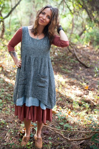 Metamorphic Dress by Sew Liberated | Blackbird Fabrics