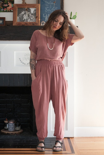 Arenite Pants by Sew Liberated | Blackbird Fabrics