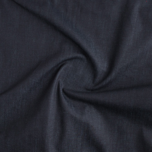 8.5oz Super Stretch Denim - Dark Indigo | Blackbird Fabrics