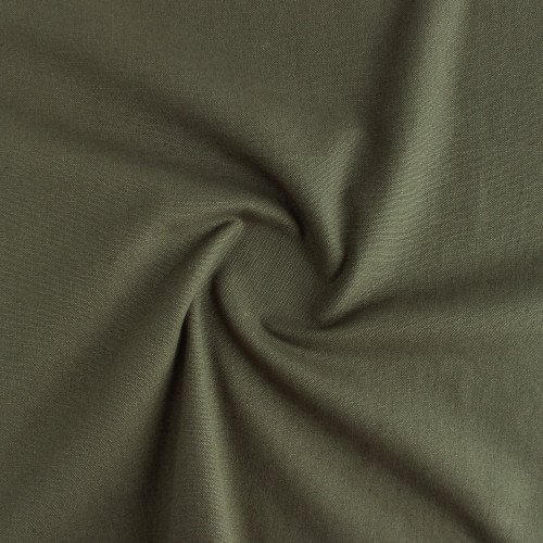 Hemp & Organic Cotton Canvas - Military | Blackbird Fabrics