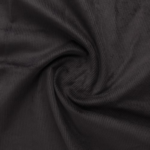 Stretch Cotton Corduroy - Shadow | Blackbird Fabrics