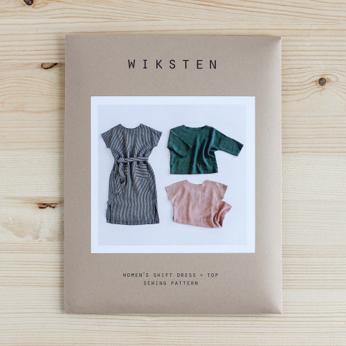 Wiksten Shift | Blackbird Fabrics