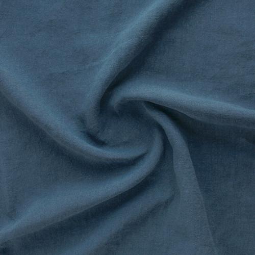 Washed Linen - Blue Moon | Blackbird Fabrics