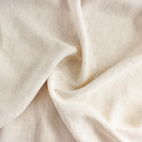 Washed Linen - Oatmeal | Blackbird Fabrics