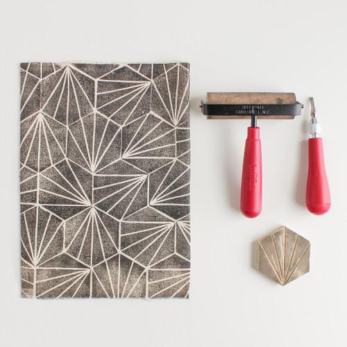 Block Printing Workshop - July 17th & 18th | Blackbird Fabrics