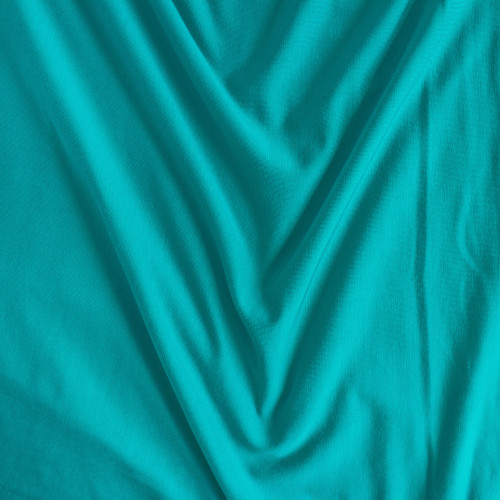 Bamboo Jersey Knit - Sea Green | Blackbird Fabrics