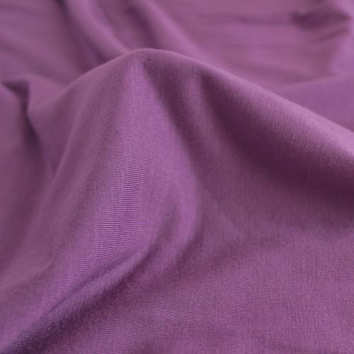 Bamboo Jersey Knit - Dusty Lilac | Blackbird Fabrics