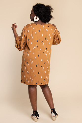 Cielo Top & Dress by Closet Case Patterns | Blackbird Fabrics