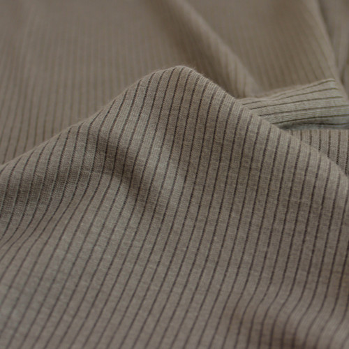 Light Weight Modal Rib Knit - Cypress | Blackbird Fabrics