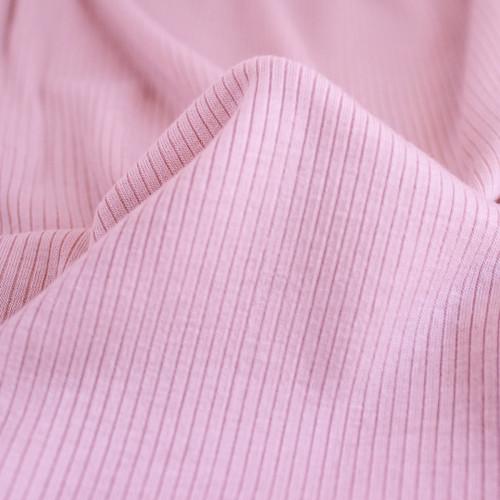 Light Weight Modal Rib Knit - Candy FlossLight Weight Modal Rib Knit - Candy Floss | Blackbird Fabrics