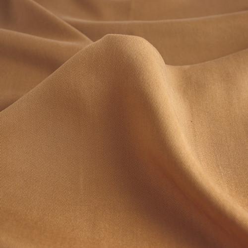 6oz Tencel Twill - Camel | Blackbird Fabrics