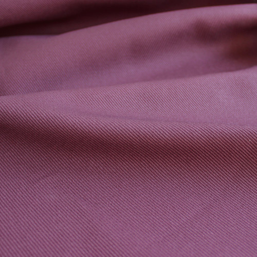 10oz Bull Denim - Grape | Blackbird Fabrics