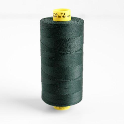 Gütermann Mara 70 Topstitching Thread - Pine #707 | Blackbird Fabrics