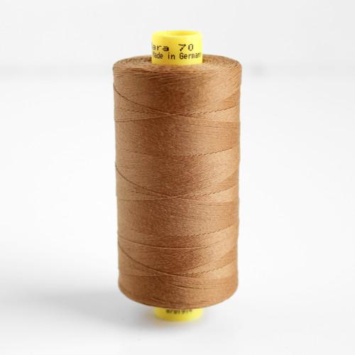 Gütermann Mara 70 Topstitching Thread - Ochre #887 | Blackbird Fabrics