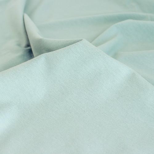 Cotton Modal Jersey Knit - Baby Blue