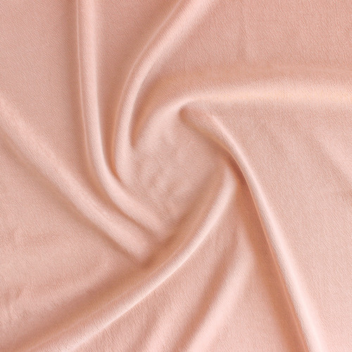 Textured Tencel Viscose - Buff Blush | Blackbird Fabrics