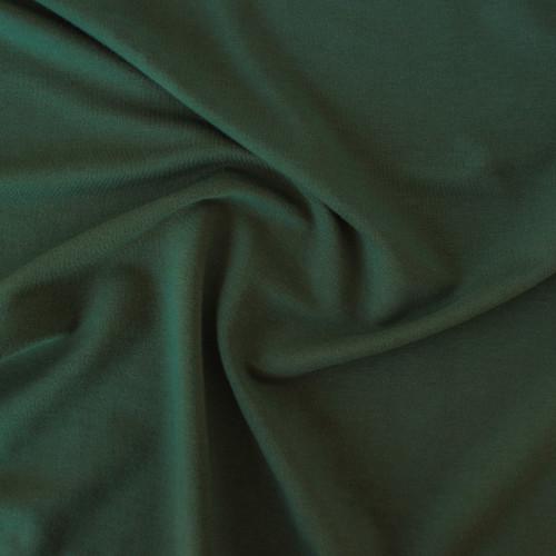 Tencel & Organic Cotton French Terry - Spruce | Blackbird Fabrics