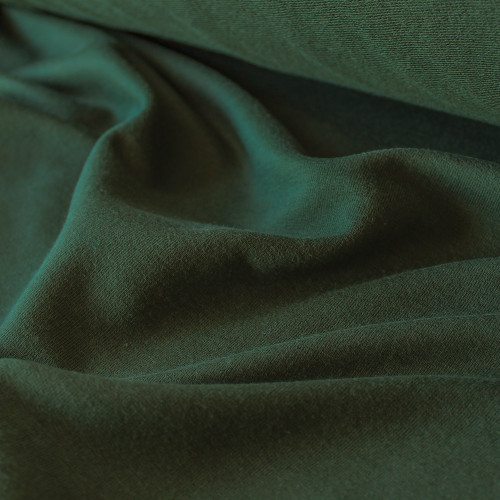 Tencel & Organic Cotton French Terry - Spruce - 1/2 meter